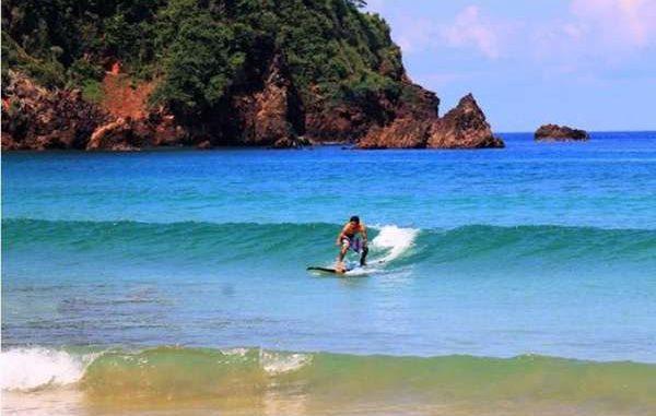 Pantai Lenggoksono Malang
