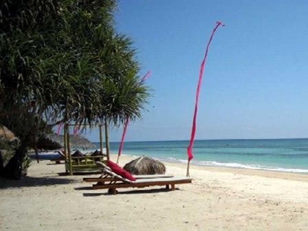 Pantai Sire Lombok - tempat wisata di Lombok