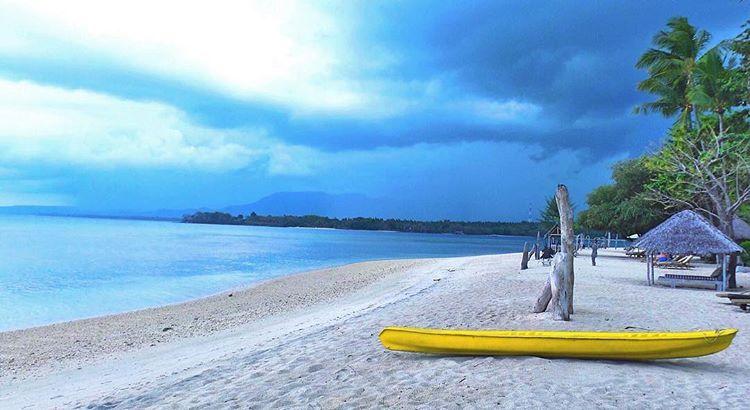 Pantai Sire via IG @laily_lanisy