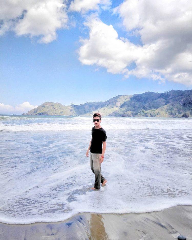 Pantai Wedi Putih via IG @feryrinaldy
