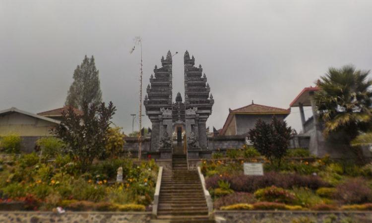 Pura Luhur Giri Arjuno via Atiqohhasan
