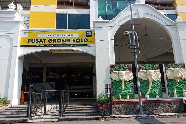 Pusat Grosir Solo via Surakartagoid