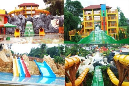 Ryzzy Azzahra Waterpark