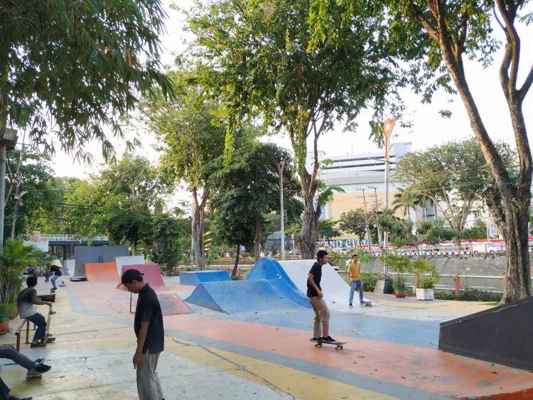 Skate & BMX Surabaya via Travelingyuk