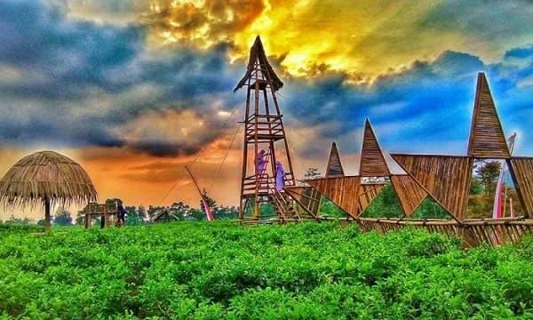 Taman Bintang Kemuning, Ngargoyoso, Karanganyar