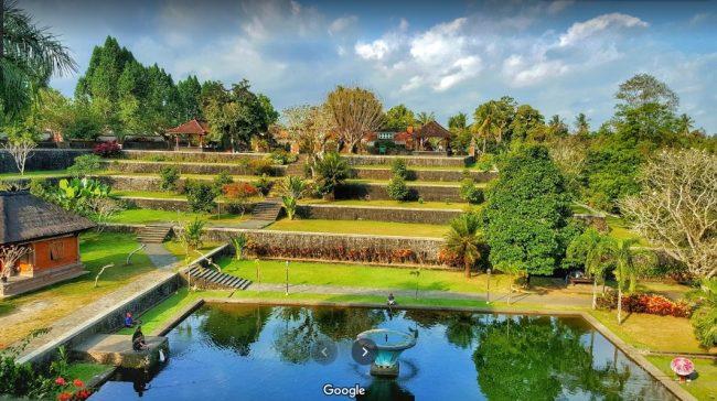 Taman Narmada via Aditya Fajar