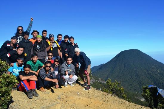 Taman Nasional Gunung Gede Pangrango via Tripadvisor