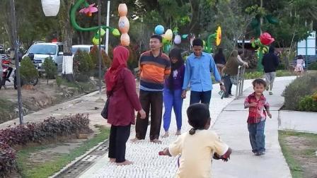 Taman Tiga Generasi Ringroad Balikpapan