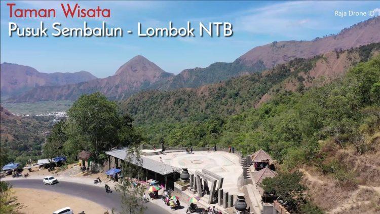 Taman Wisata Pusuk Sembalun via Youtube