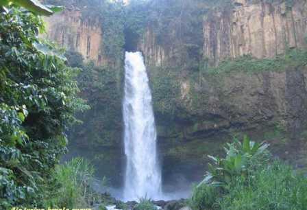 Tempat Wisata Air Terjun Kepala Curup Bengkulu