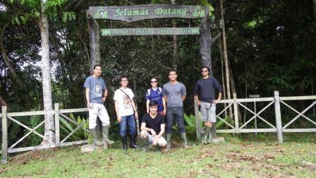 Tempat Wisata Alam Hutan Lindung Sungai Wain Balikpapan