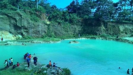 Tempat Wisata Danau Blingoh Jepara
