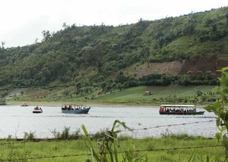 Tempat Wisata Danau Mas Harun Bastari Bengkulu