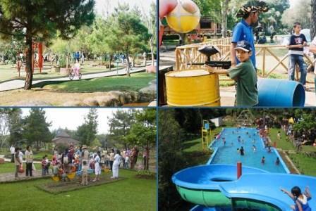 Tempat Wisata Edukasi Jendela Alam di Lembang