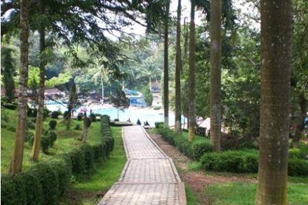 Tempat Wisata Edukasi Taman Botani Jember