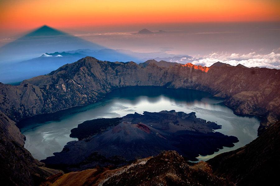 Tempat Wisata Gunung Rinjani Lombok