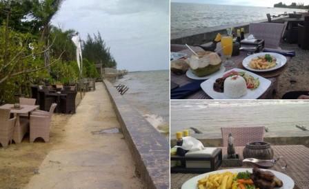 Tempat Wisata Kuliner Beach House Balikpapan