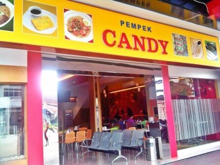 Tempat Wisata Kuliner Pempek Candy di Palembang
