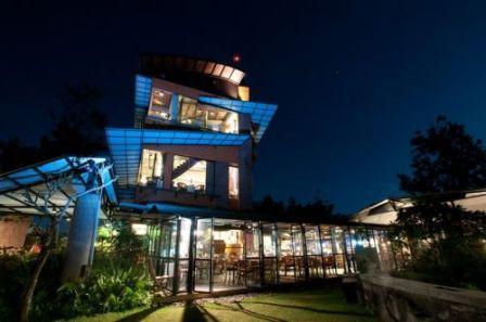 Tempat Wisata Kuliner The Peak Bandung di Lembang