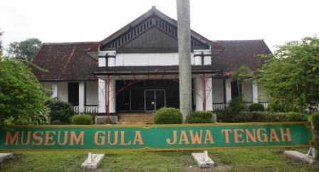 Tempat Wisata Museum Gula Gondang Winangoen Klaten