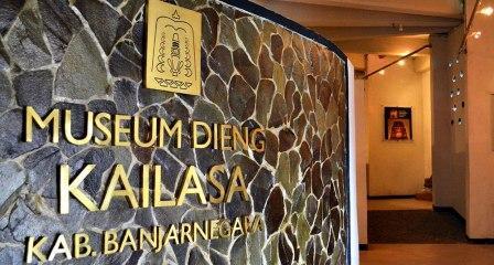 Tempat Wisata Museum Kailasa di Dieng