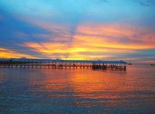 Tempat Wisata Pantai Alam Indah Tegal