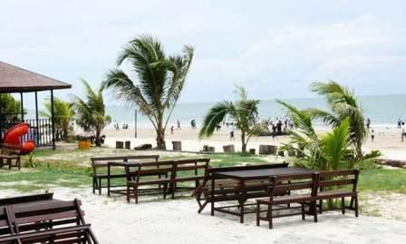 Tempat Wisata Pantai Kemala (Pantai Polda) Balikpapan