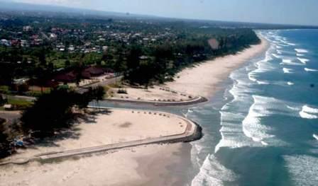 Tempat Wisata Pantai Panjang Bengkulu