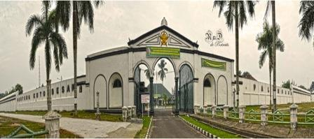 Tempat Wisata Sejarah Benteng Kuto Besak di Palembang
