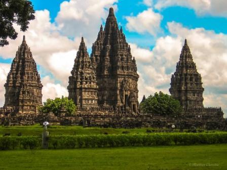 Tempat Wisata Sejarah Candi Prambanan Klaten