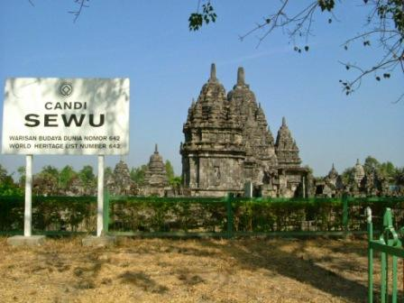 Tempat Wisata Sejarah Candi Sewu Klaten