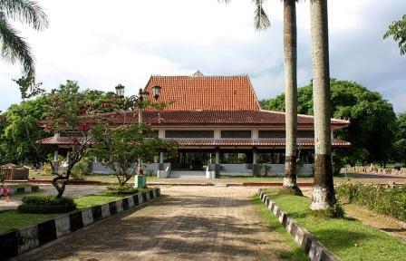 Tempat Wisata Sejarah Taman Purbakala Kerajaan Sriwijaya di Palembang