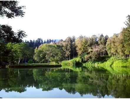 Tempat Wisata Situ Sukarame di Sukabumi