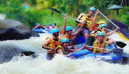 Tempat Wisata Sungai Air Berau Muko-Muko Bengkulu