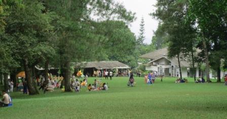 Tempat Wisata Taman Rekreasi Selabintana Sukabumi