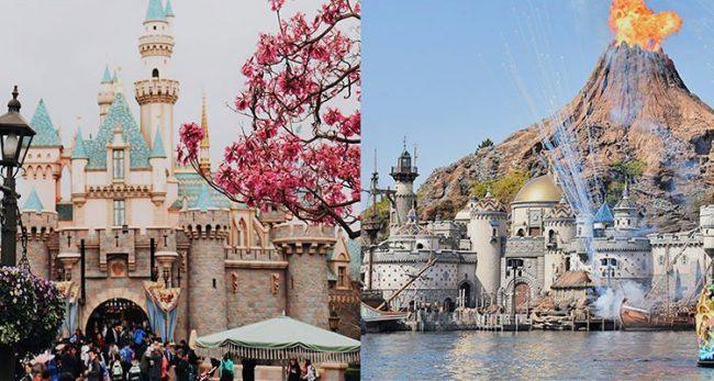 Tokyo Disneysea via Travelwireasia