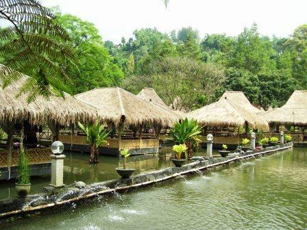 Wahana Wisata Arena Pemancingan Bonita Lembang