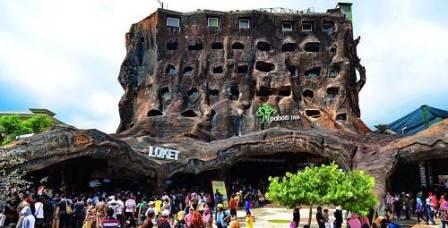 Wahana Wisata Jatim Park 2 Malang