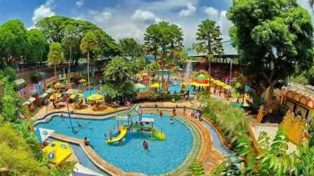 Wahana Wisata Taman Rekreasi Sengkaling Malang