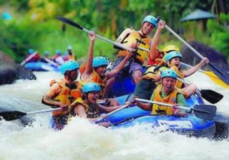 Wisata Alam Sungai Air Berau Bengkulu