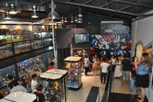 Wisata Batcat Toy Museum Bangkok - tempat wisata di Bangkok