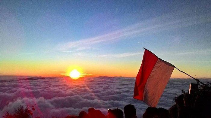Wisata Gunung Cikuray via Tribun Travel