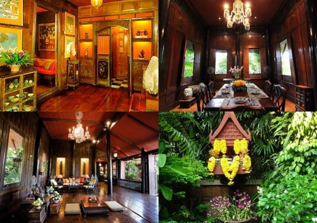 Wisata Jim Thompson House and Museum Bangkok - tempat wisata di Bangkok