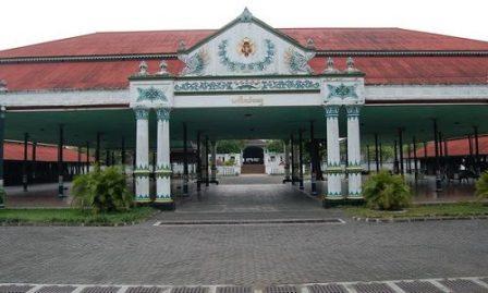 Wisata Keraton Yogyakarta