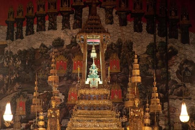 Wisata Kuil Buddha Zamrud (Wat Phra Kaew) Bangkok