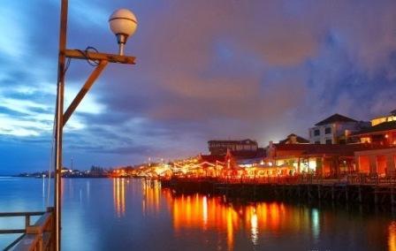 Wisata Kuliner Ruko Bandar Balikpapan