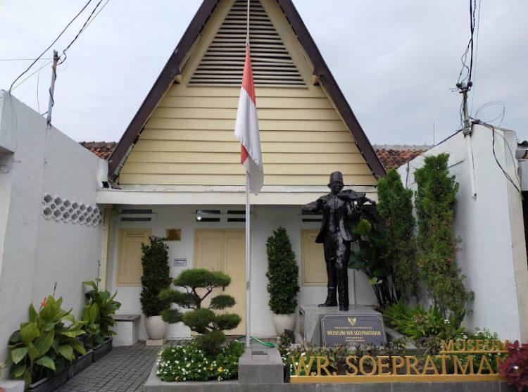 Wisata Museum WR. Soepratman via Beritaplus