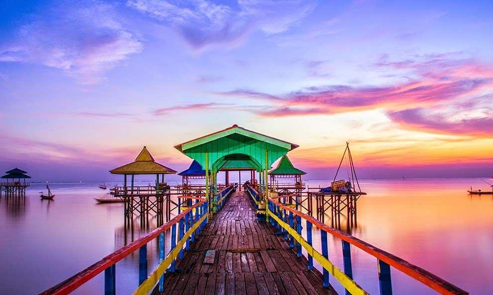 Wisata Pantai Kenjeran
