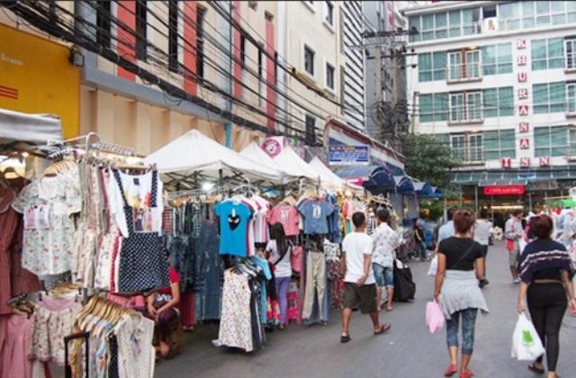 Wisata Pratunam Market Bangkok