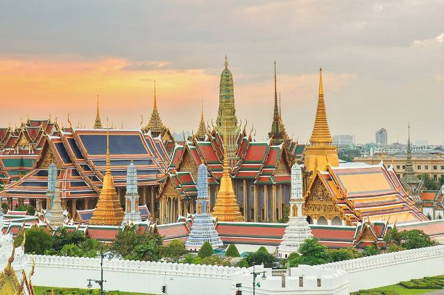 Wisata Royal Grand Palace Bangkok